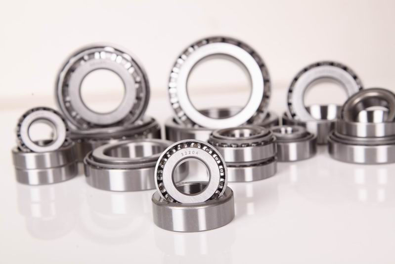 Heavy duty trailer axle wheel bearing
